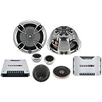 Brand-X XXLHDS3 6.5 3-Way Component Speaker System