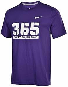 Nike Men's 365 Every Damn Day Graphic T-Shirt-XL