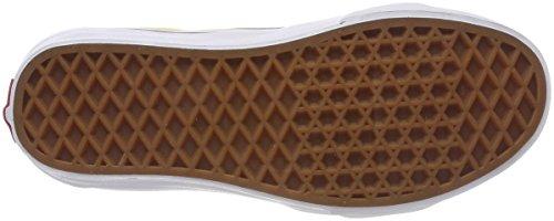 Giallo Alto A hi true Classic adulto Vans canvas Sk8 Unisex Sneaker Qa0 ochre White Collo Suede E8ww5YqnP