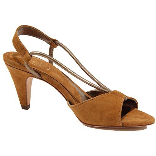 Luna Ash Shoes 51061 Women Scarpa Marrone Sandalo Donna zCHwZEx