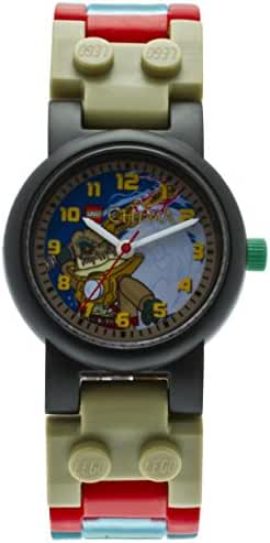 Lego Legends of Chime Crawley Watch with Minifigure (9000409)