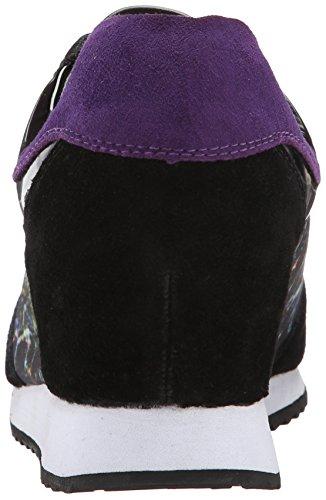 Sneaker Fashion Black In Nappa Nero Delle Nove Donne West
