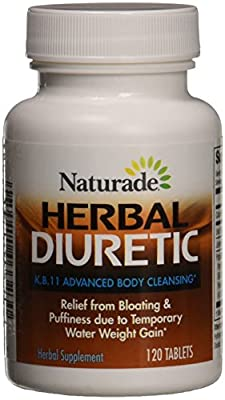 Naturade Herbal Diuretic (KB 11), 360 Count