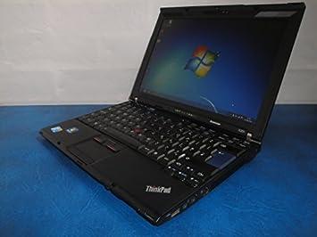 Lenovo X201 Laptop, Intel Core i5, 4GB, 320GB, WIFI, Warranty, Windows 7  Pro (Certified Refurbished)
