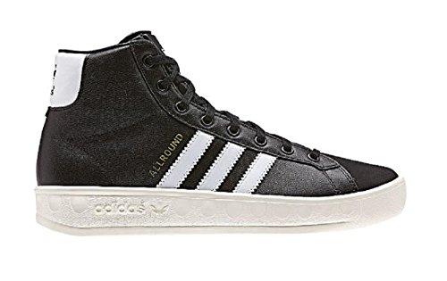 Adidas Kvinder Originaler Allround Originale Sko-bb5183 Kerne Sort / Hvid / Guld Metallic s5FCd