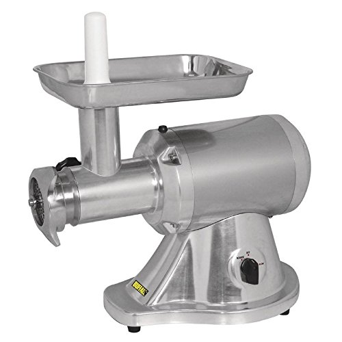Heavy Duty Buffalo Meat Grinder 410X517X328mm Kitchen Mincer Stainless...