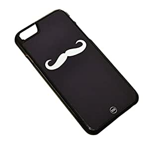 1888998237535 [Global Case] I love Mustache Beard Hipster Cool SWAG Infinity Style Fashion Mustache Grey 2015 Keep Calm Black Rouge (TRANSPARENT CASE) Snap-on Cover Shell for Samsung Galaxy Mega 5.8 I9152