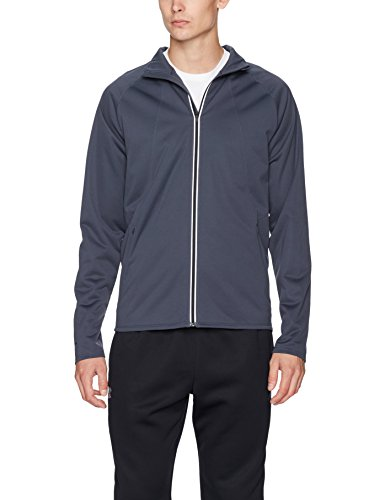 Under Armour Men's Storm ColdGear Reactor PickUpThePace Jacket,Stealth Gray (008)/Reflective, Medium by Under Armour (Image #1)