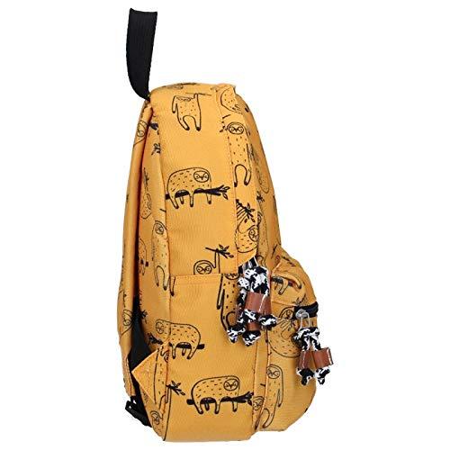 Kidzroom Backpacks Sac /à Dos Kidzroom Animal Academy Sloth Small Sloth One