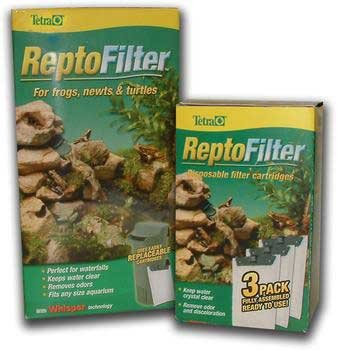 (Tetra Repto Filter Cartridge 3 Count)