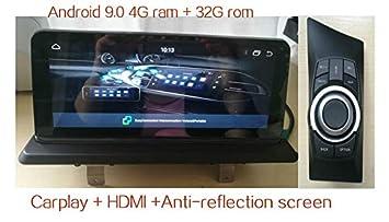 Monitor de coche Android 4.44 de 10,25 pulgadas para BMW Serie ...