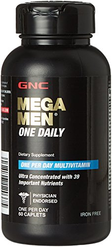 GNC Daily Multivitamin Important Nutrients product image