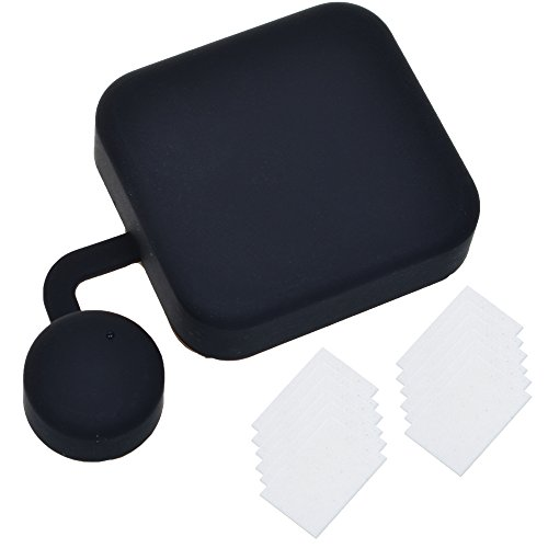 Anti Fog Inserts Protective Silicone Housing