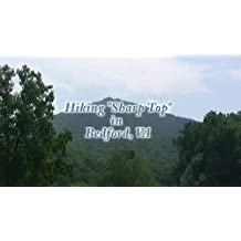 Virtual Hiking on Sharp Top Mountain, Va. Exercise DVD