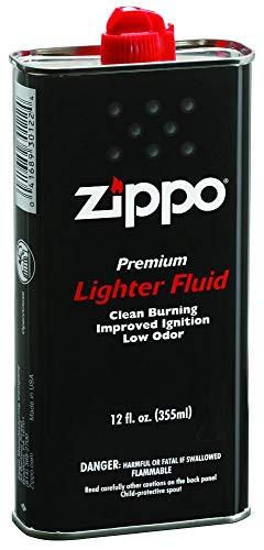 Zippo Lighter Fluid, 12 oz. - Performance Refill High Fuel