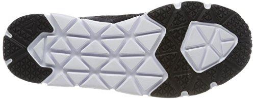 Ash Femme Black de Grey Noir Chaussures White DTD Reebok Gymnastique Trainflex BnqaZRXzw