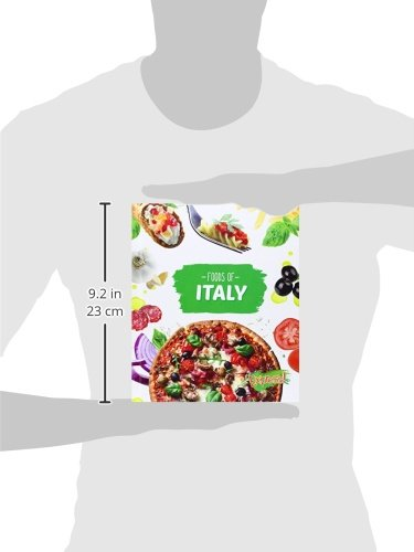 Foods of Italy (Cook with Me) by Express (Image #2)