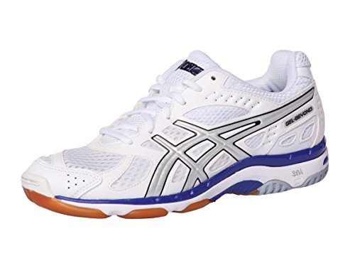 ASICS Women's White Indoor BEYOND GEL Court Shoes CrBqCZwE