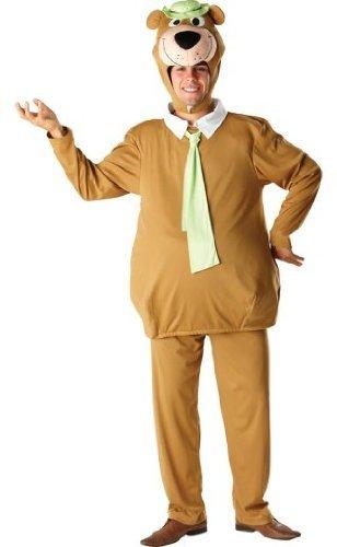 Extra Large Men's Yogi Bear Costume
