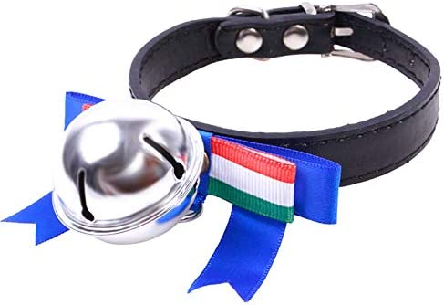 Cxssxling - Corbata de Lazo para Mascota, con Campanilla Grande ...