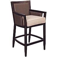 Brown Jordan Greystone Sparrow Patio High Dining Chair (2-Pks)