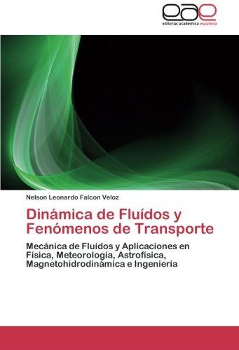Descargar Libro Dinámica De Fluídos Y Fenómenos De Transporte Falcon Veloz Nelson Leonardo