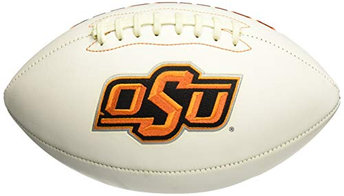 Licensed Products NCAA Signature Full Size Football (All Team Options) – DiZiSports Store