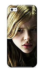 Diy Yourself AnnaSanders case cover For Iphone 5c With Nice Chloe 6stmYXDnPs0 Moretz In Let Me In Appearance