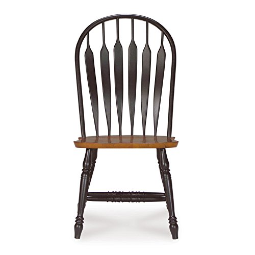 International Concepts 1C57-1206 Windsor Steam Bent Arrow Back Chair - Room Arrow Bench Dining