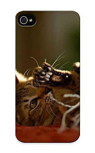 00e9b8e2289 Hot Fashion Design Case Cover For Iphone ipod touch4 Protective Case (cats Play ) by kobestar