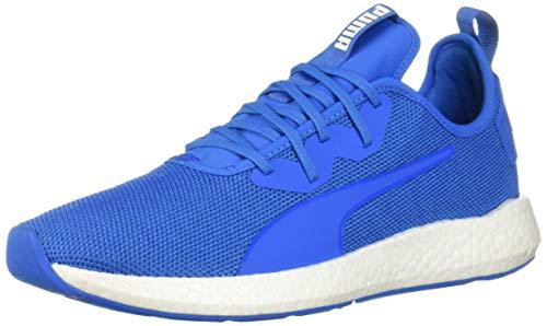 PUMA Men's NRGY Neko Sport Sneaker, Indigo Bunting, 7.5 M US (Mesh Puma Shoes)