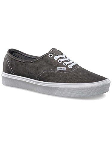 U Charcoal Unisex VQEV8ZI Erwachsene Sneaker Vans AUTHENTIC White dZwxqntB