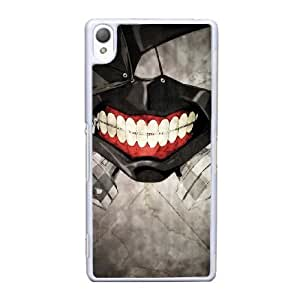 Sony Xperia Z3 Cell Phone Case White Japanese Tokyo Ghoul ST1YL6730531