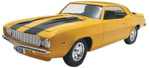 Revell 1:25 '69 Camaro Z/28 (1969 Camaro Model Car Kit)