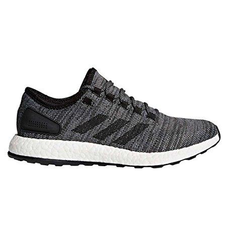 adidas Men's Pureboost ATR Running Shoe, Black/Black/Grey Three, 9.5 Medium US