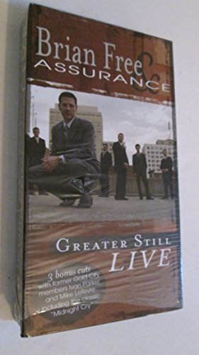 Brian Free & Assurance - Greater Still LIVE