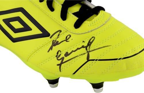 ICONS Autographed Soccer Cleats Fanatics Authentic Certified Paul Gascoigne Tottenham Hotspur Autographed Umbro Cleat