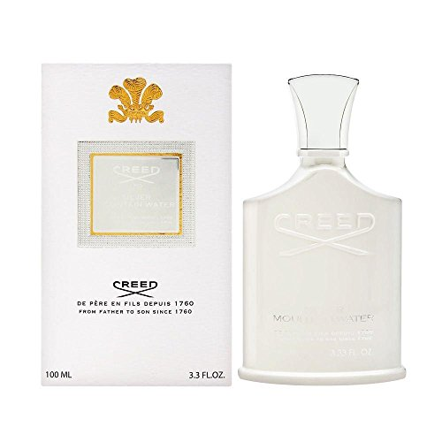 Creed Silver Mountain Water Eau De Parfum Spray, 3.3 Ounce