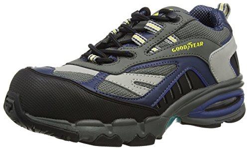 Goodyear Gyshu3864, Zapatos de Seguridad adultos unisex Gris
