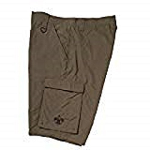 Scout Uniform Shorts (Boy Scout Supplex Nylon Uniform Shorts (Medium))