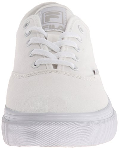 Canvas white Shoe Men's Classic Casual Fila White ExqOwT