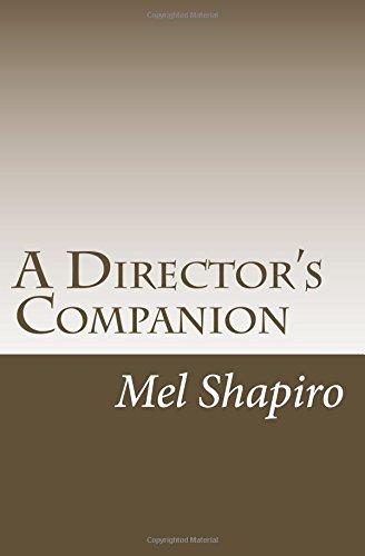 A Director's Companion pdf