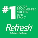 Refresh Tears Lubricant Eye Drops, 0.5 Fl Oz
