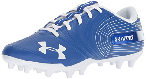 Mc Football Men's Team Armour Nitro 400 Royal Under White Shoe Low wxZ4IqnCpC