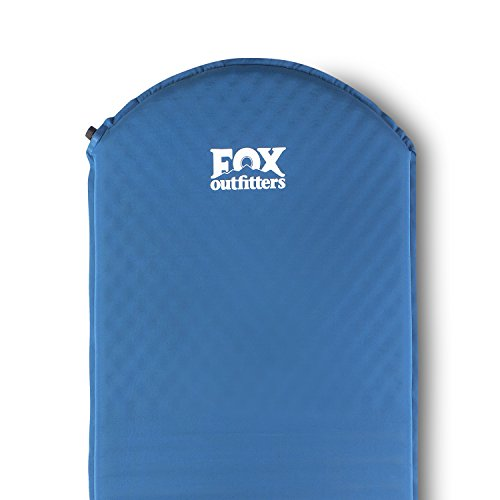 Fox Outfitters Comfort Series Self Inflating Foam Sleeping Pad