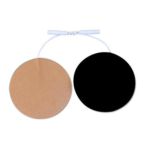(20 Pieces TENS Electrodes Round 2.75