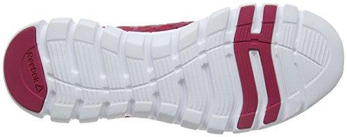 Damen Bd5539 Pink Reebok White Traillaufschuhe Craze Pink Manic Pewter Cherry g165n5d