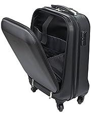 Maleta Trolley ABS para Ordenador Maletín portátil iPad Equipaje de Mano con Ruedas