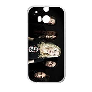 Happy Rock Band Design Personalized Fashion High Quality Phone Case For HTC M8