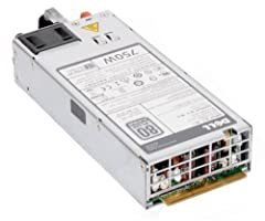 Dell 750W 80 Plus Platinum Power Supply for Select PowerEdge & PowerVault Systems. P/N: XPR3F